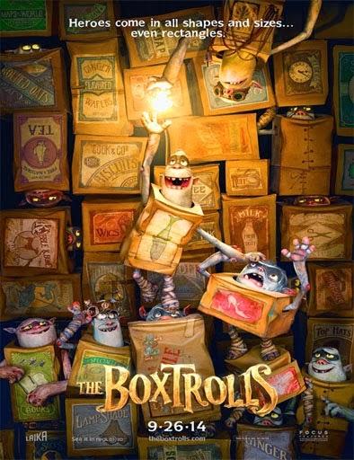 The Boxtrolls (2014) online