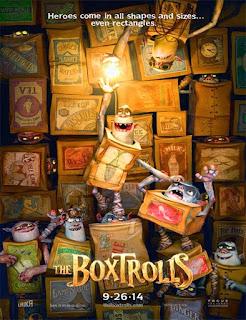 Los Boxtrolls (2014) Online