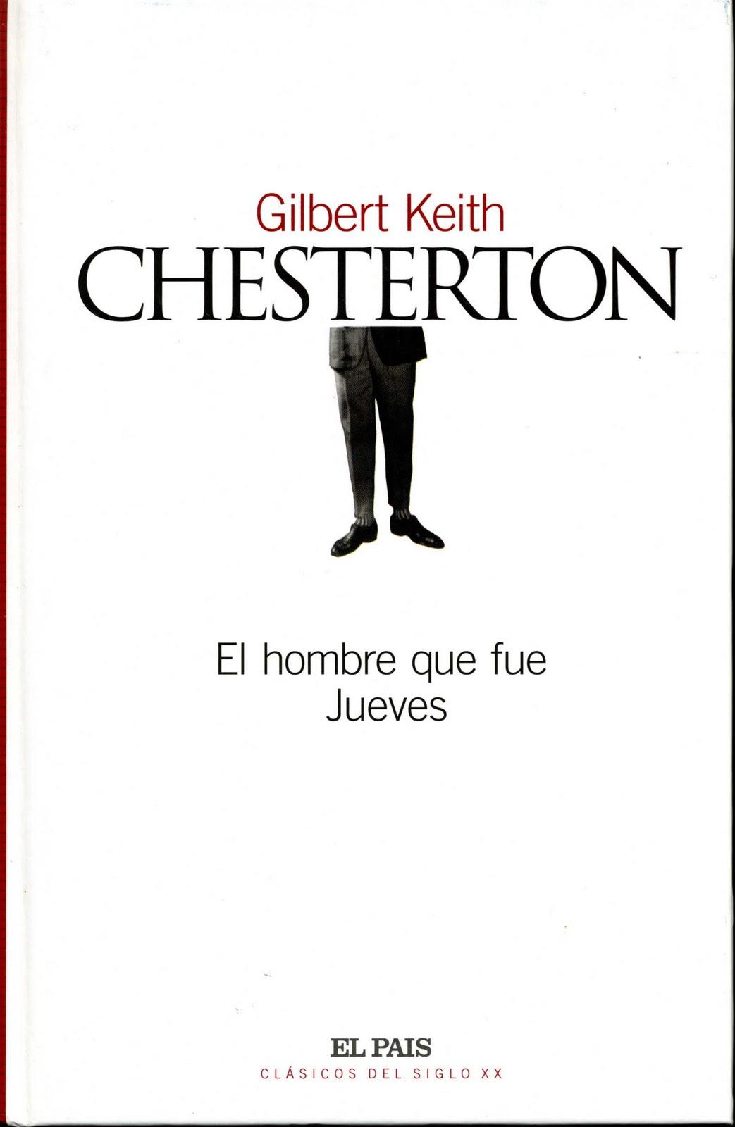 Autobiograf A Lectora Gilbert K Chesterton El Hombre