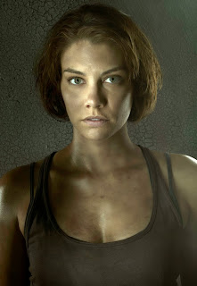 Maggie Greene de The Walking Dead - Lauren Cohan
