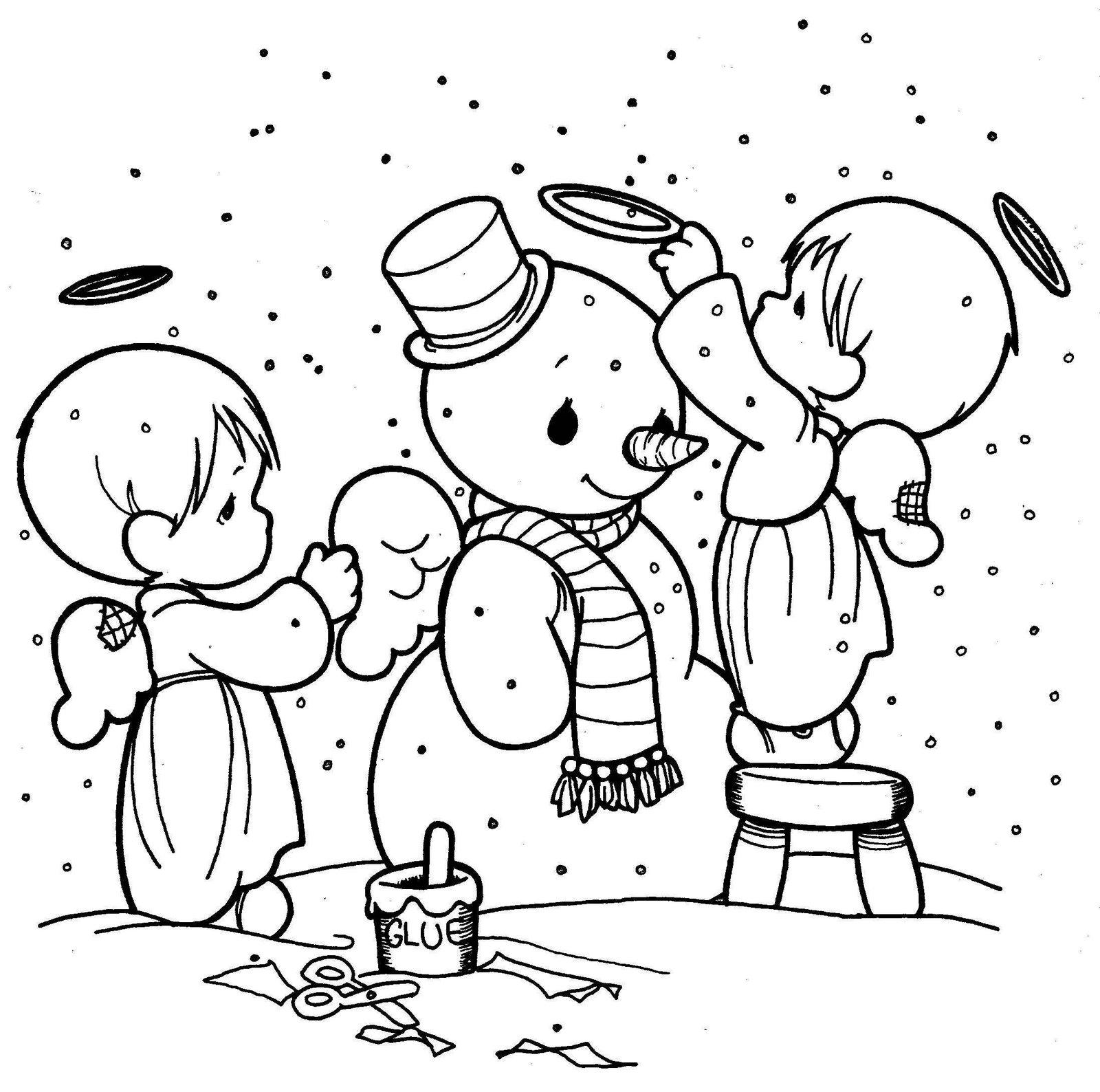 Asombroso Páginas Para Colorear Diarias Navidad Viñeta - Dibujos ...