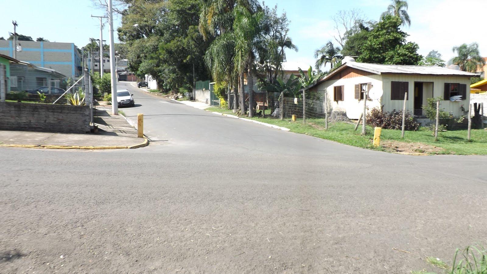 JAIR WINGERT PEDE SINALIZAÇÃO NO RIO BRANCO