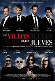 La Viuda de los Jueves (2009) | 3gp/Mp4/DVDRip Latino HD Mega