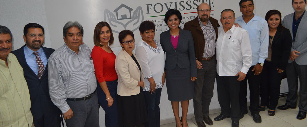 BENEFICIA FOVISSSTE A 725 FAMILIAS EN VERACRUZ