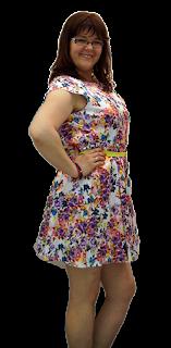 sukienka duże rozmiary