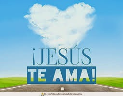 JESUS TE AMA