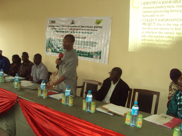 2Day Seminar for Enterpreneurs, Cooperative Societies & Informal Sectors  in Plateau State