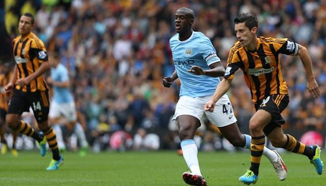 Ver partido Manchester City vs Hull City en vivo
