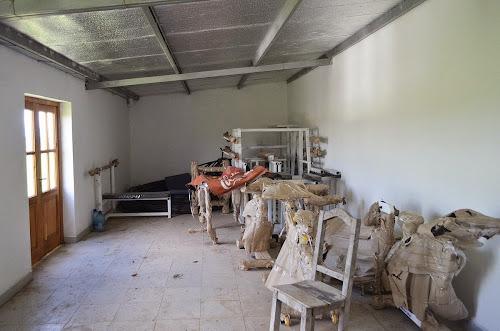 Avanzan las obras de Gimnasia y Tiro en Lomas de Medeiro