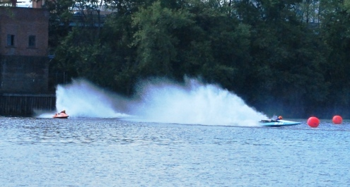 Hartford powerboat racing
