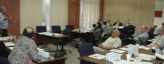 Mexican officials discuss restorative justice in Texas.