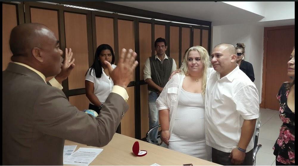 la Gorda Matosa se casó