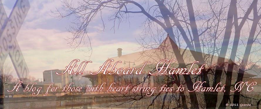 All Aboard Hamlet