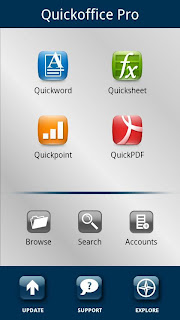 download QuickOffice Pro apk for Android