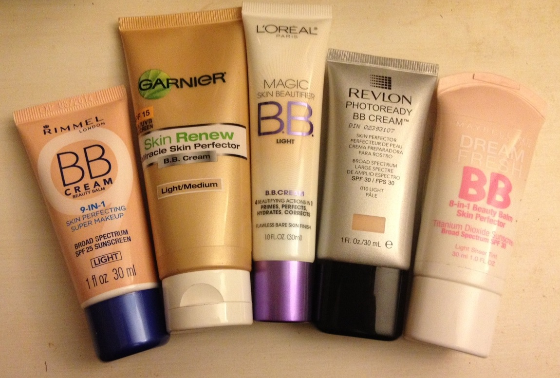 Makeup Mania ♥: ♥ BATTLE OF THE BB\'S: Drugstore BB Creams ...