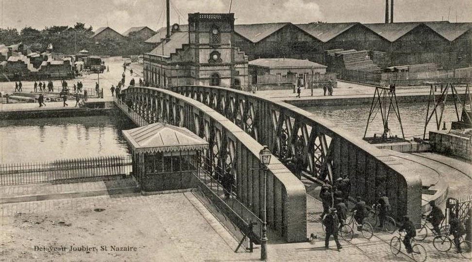 Saint nazaire la ville d 39 antan st nazaire pont du pertuis for Piscine st nazaire