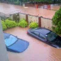 Sad ! 7 Dead, 30 Houses Submerged In Ibadan, Benin After 25-Hour Rain