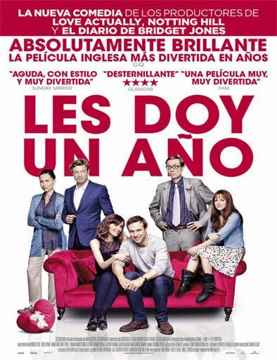 Ver Les doy un año (I Give It A Year) (2013) Online