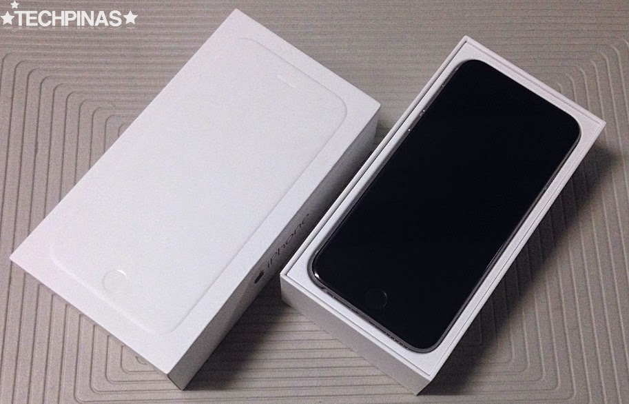 Apple iPhone 6 Philippines, Apple iPhone 6 Unboxing