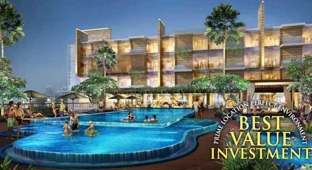 Sun premira condotel and residence yogyakarta facilities