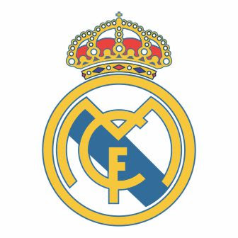 Logo Real Madrid CDR Vektor