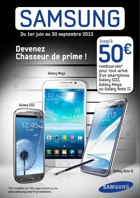 offre de remboursement samsung jusqu 39 au 30 septembre 2013 un tel et com. Black Bedroom Furniture Sets. Home Design Ideas