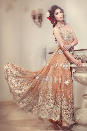 Summer And Autumn Wear Bridal Dresses 2014