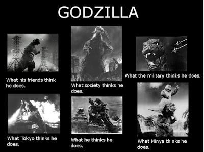 Godzilla Memes