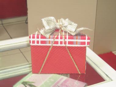 caixa triangular