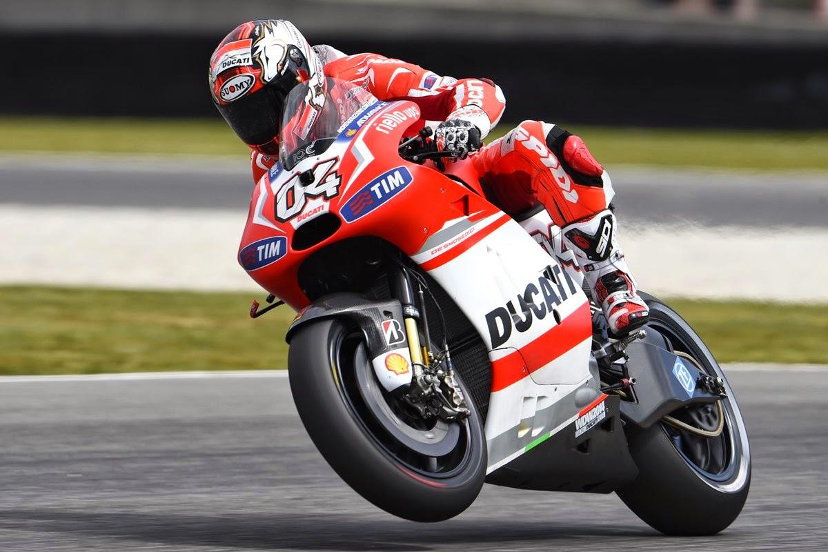 Hasil Kualifikasi MotoGP Qatar 2015 - Berita MotoGP