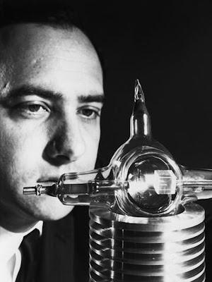 Theodore Maiman laser inventor