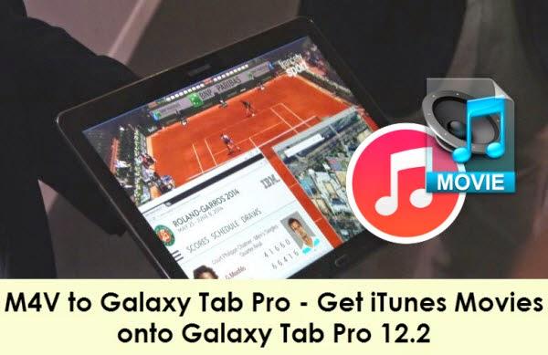 M4V to Galaxy Tab Pro