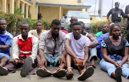 Aluu4 trial stalls due to prison officials failure to produce suspects