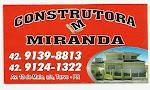 CONSTRUTORA MIRANDA