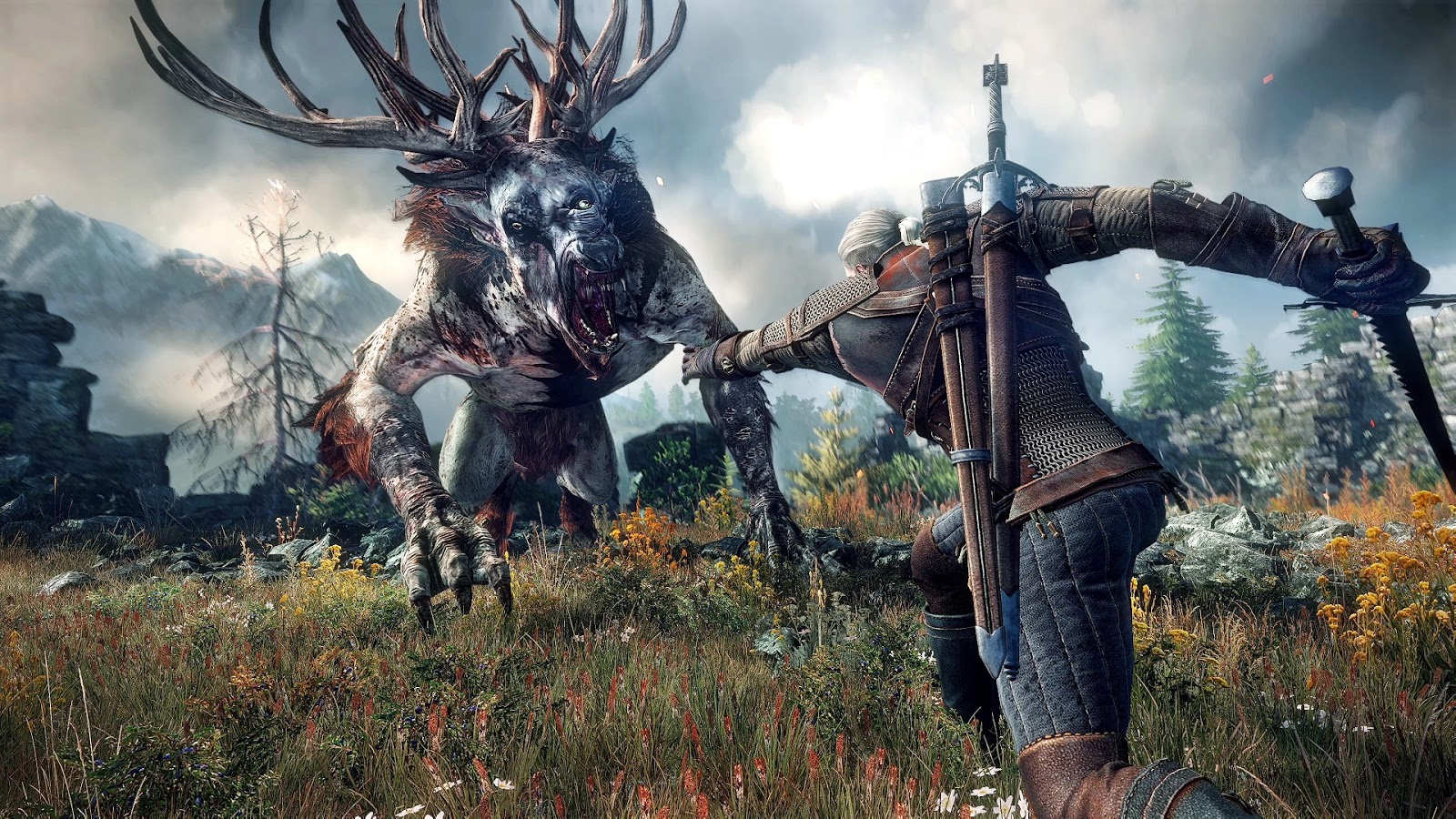 Download Exclusive The Witcher 3 Wild Hunt Wallpapers  - the witcher 3 wild hunt wallpapers