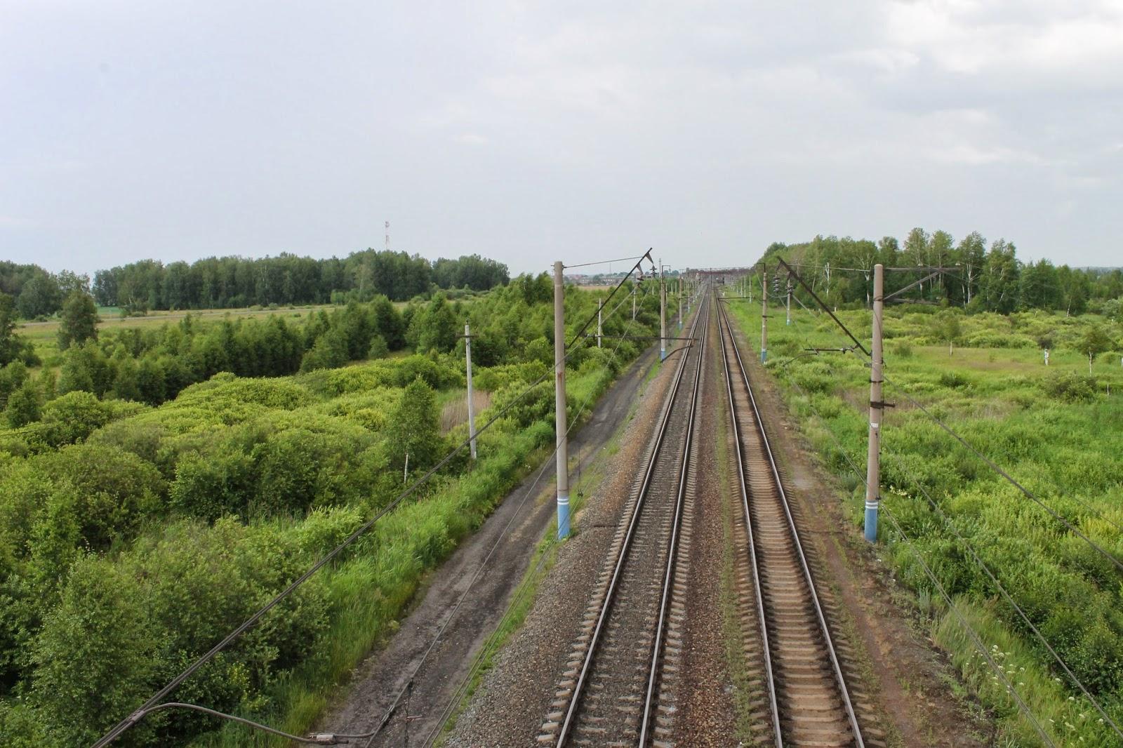 фото Железная дорога