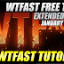 WTFast Tutorial, WTFast Free Trial Extended Again, 1/27/2015