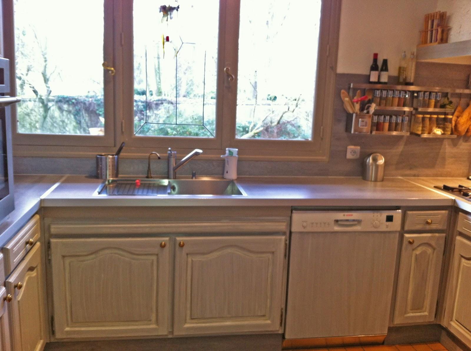 l 39 atelier d co du capagut la cuisine de sylvie. Black Bedroom Furniture Sets. Home Design Ideas