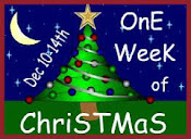 One week of Christmas