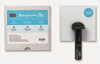 The Stamp-a-ma-jig stamp positioning tool