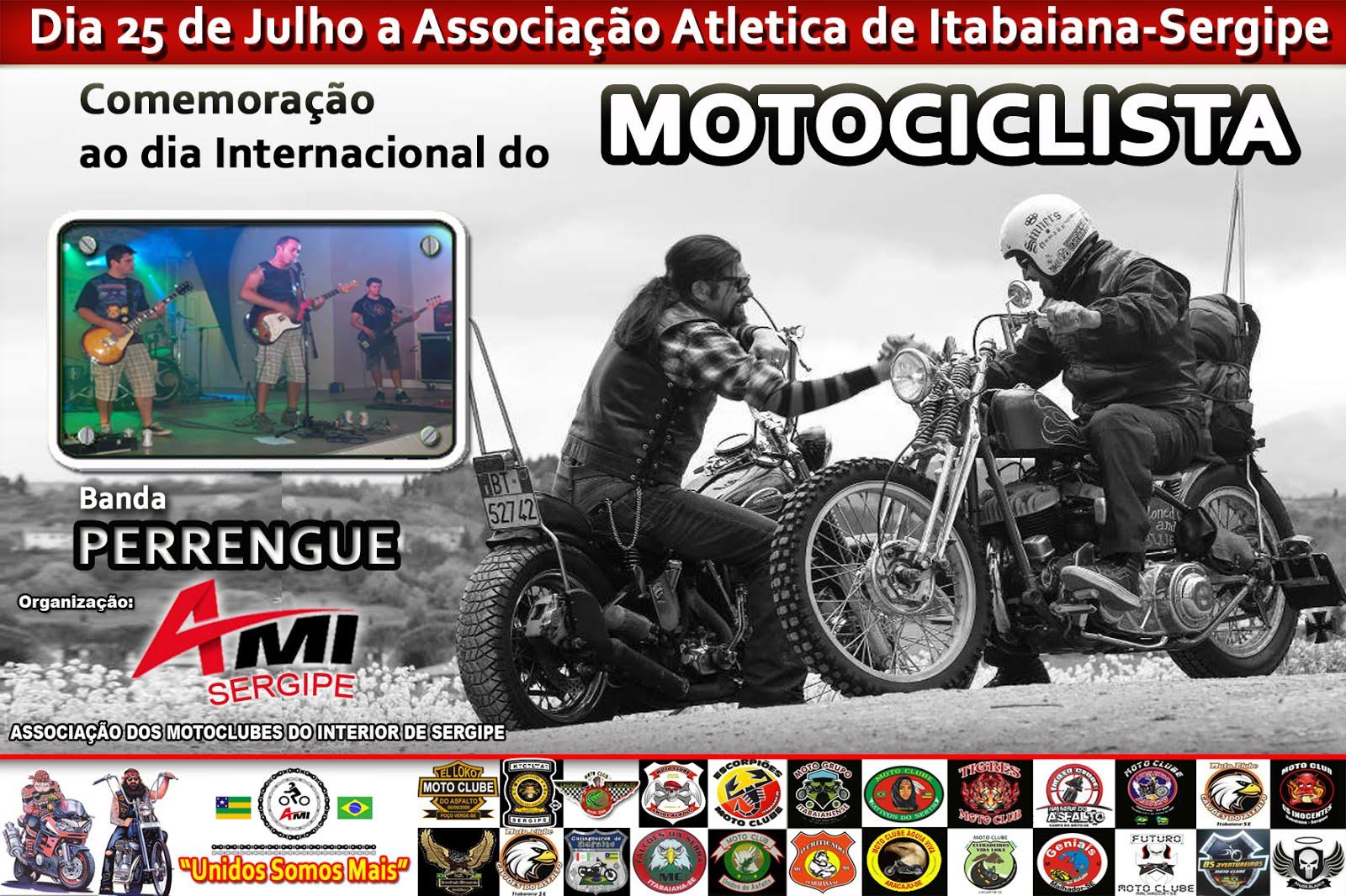 Comemoração ao Dia Internacional do Motociclista