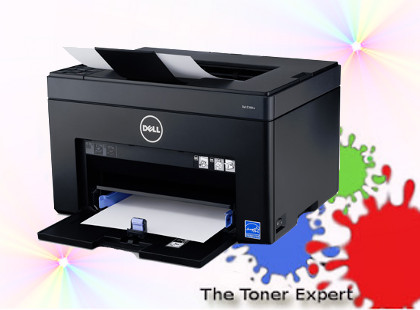 the toner expert dell c1660w color laser affordable. Black Bedroom Furniture Sets. Home Design Ideas