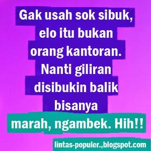 kata kata gokil fb