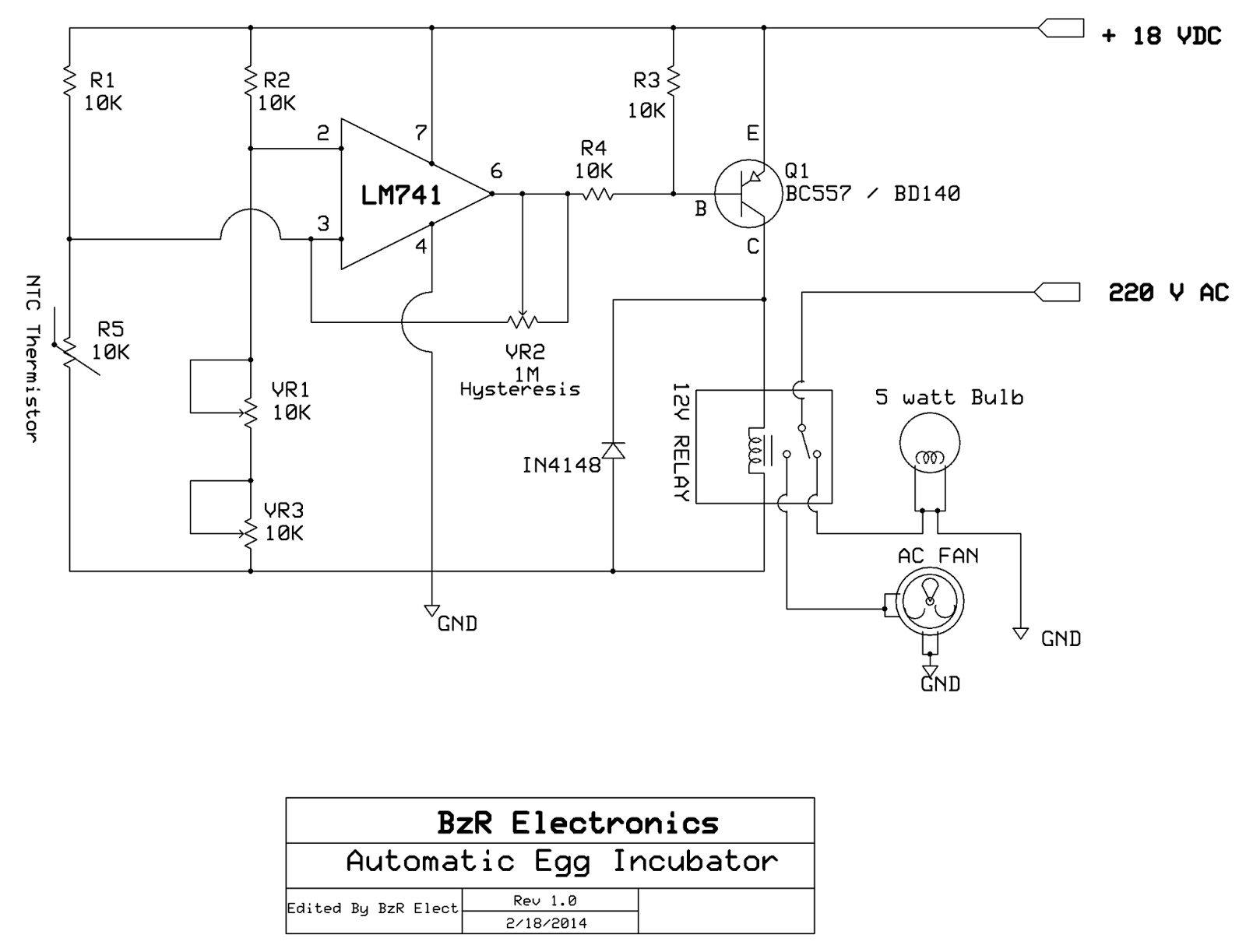 Groovy Eggs Automatic Incubator Circuit Diagram 3 Electricalequipment Wiring Digital Resources Funapmognl