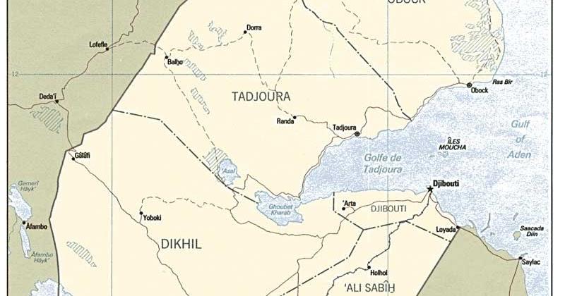 Cantika Aja: Jibouti - Republic of Djibouti