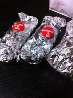 Rudy's Breakfast Tacos