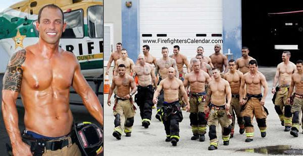 Departamento de bomberos de delincuentes sexuales