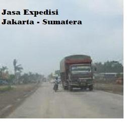 Jasa Pengiriman Medan Jakarta murah Via Darat