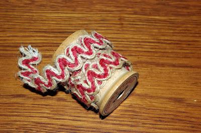 Victorian Motto Sampler Shoppe Primitive Ric Rac