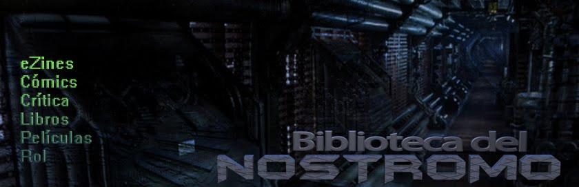 La Biblioteca del Nostromo